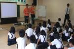 地元小学校 おそうじ教室